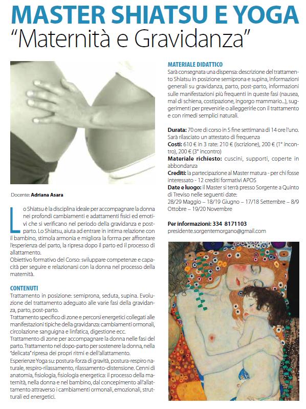 Maternità Master