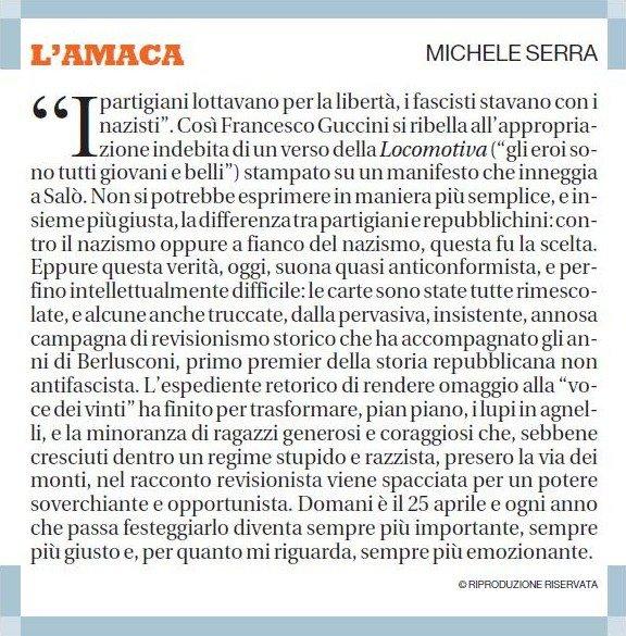 © Michele Serra
