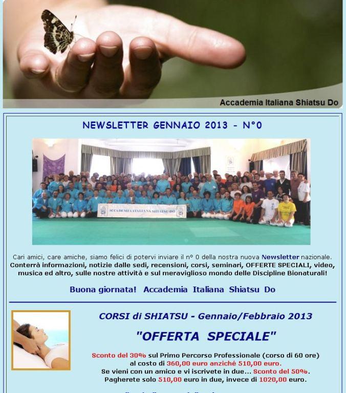Newsletter N° 0