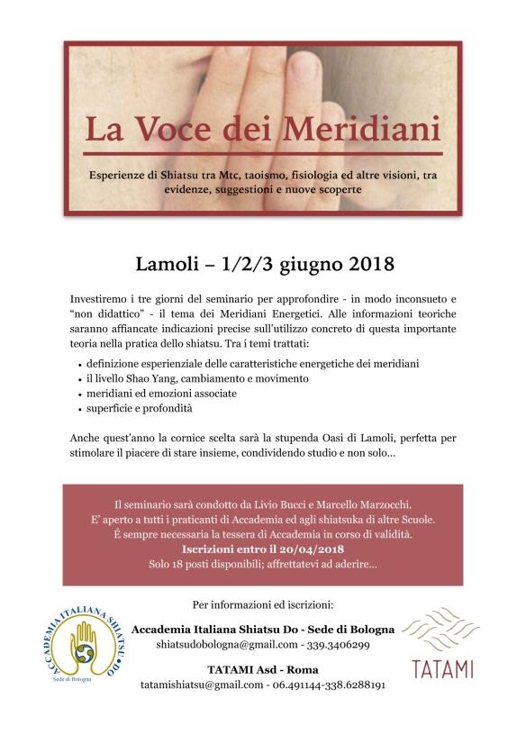 Seminario Lamoli giu 2018